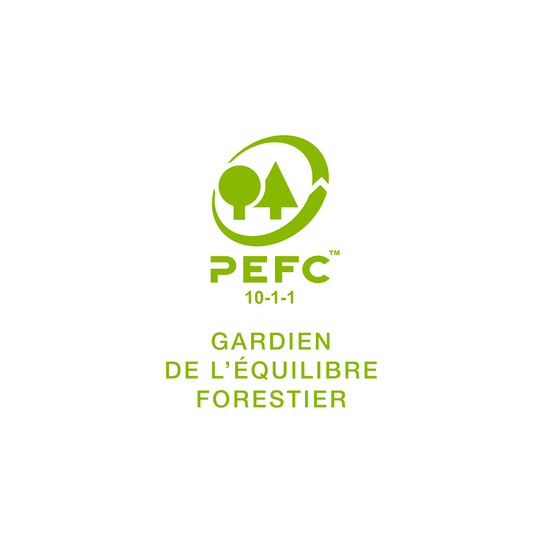 Les petites cigognes _ Labels produits _ PEFC
