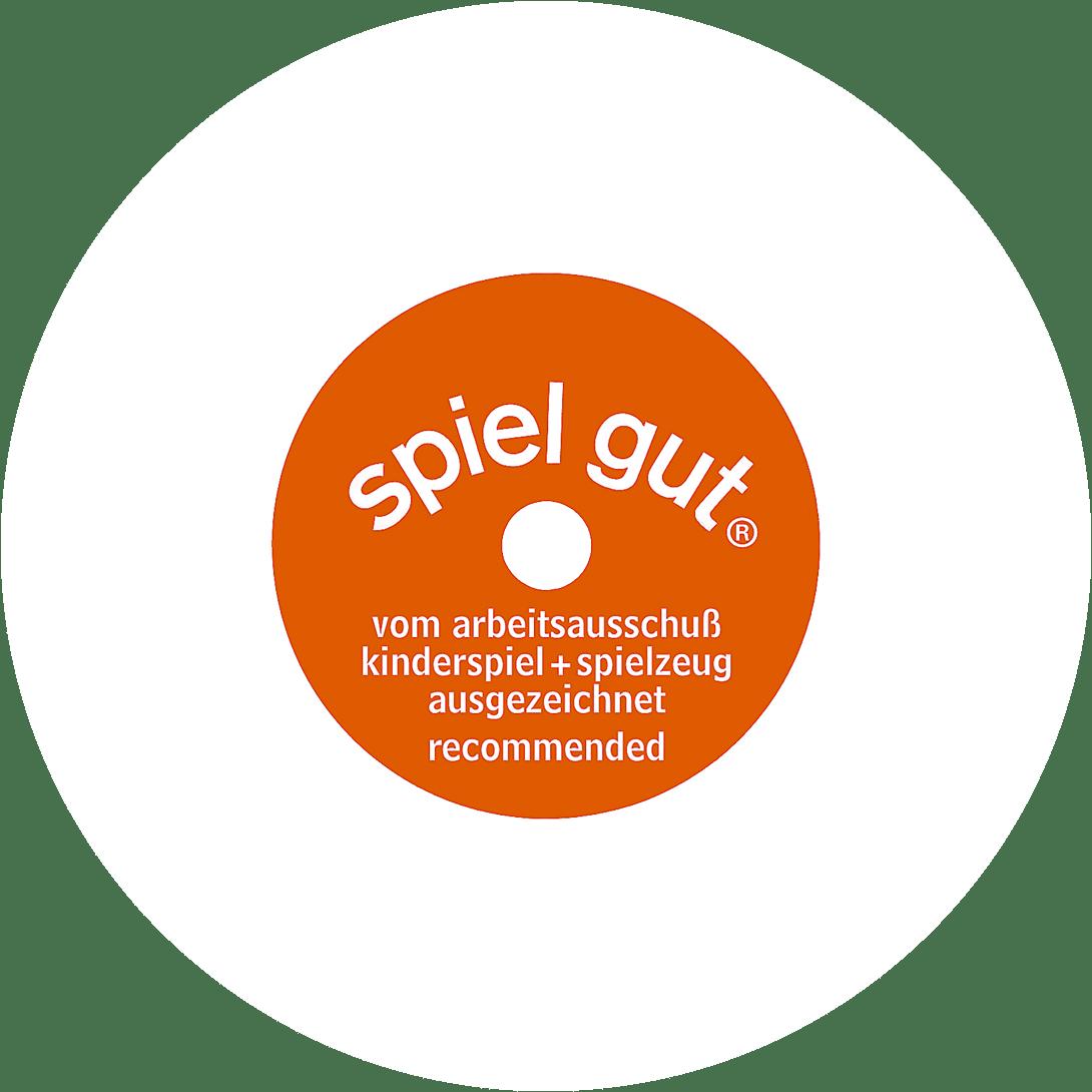 Les petites cigognes _ Labels produits _ Spiel Gut