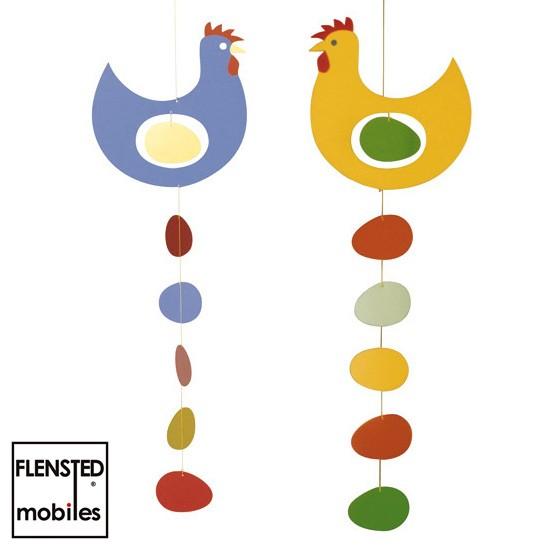 Mobile de chats - Flensted Mobiles