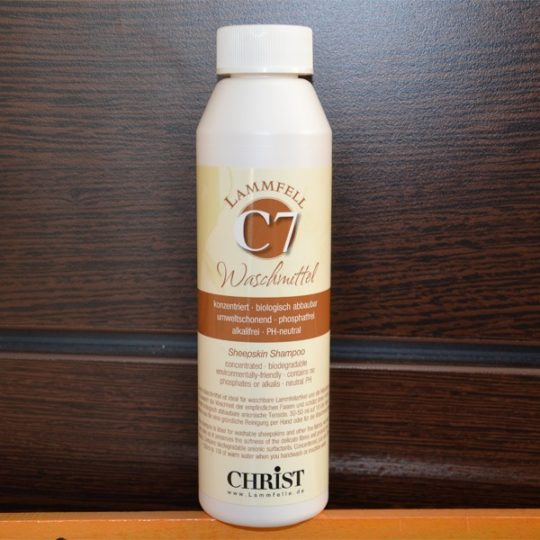 Shampoing pour peau d'agneau - 250ml - Christ