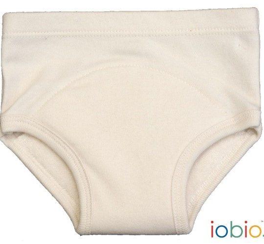 Culotte d'apprentissage en coton bio - Iobio