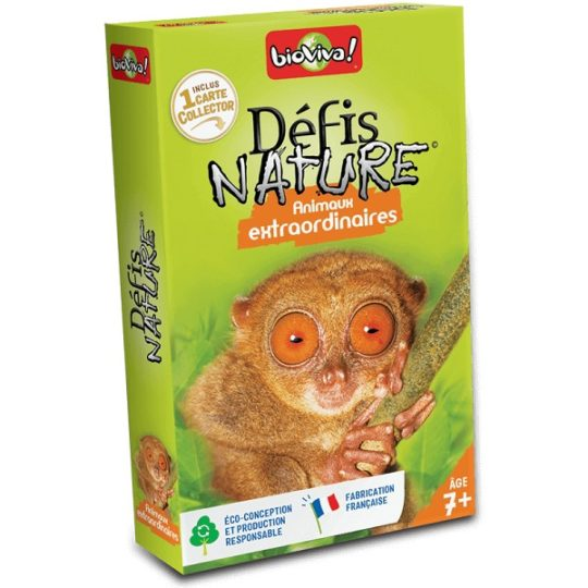 Défis Nature Animaux - Bioviva