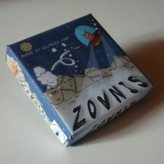 Zovnis - Moreira Editions