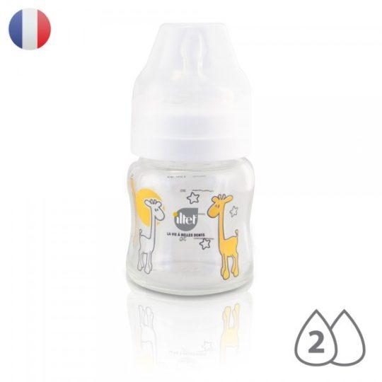 Biberon verre Bioteet® 120ml