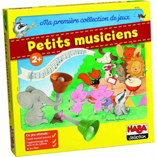 Ma première collection de jeux - Petits Musiciens - Haba