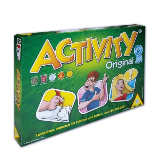 Activity Original - Piatnik