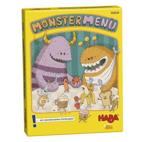 Monster Menu - jeu de cartes - Haba