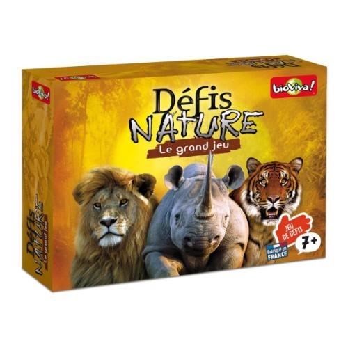 Défis Nature Le Grand Jeu - Bioviva