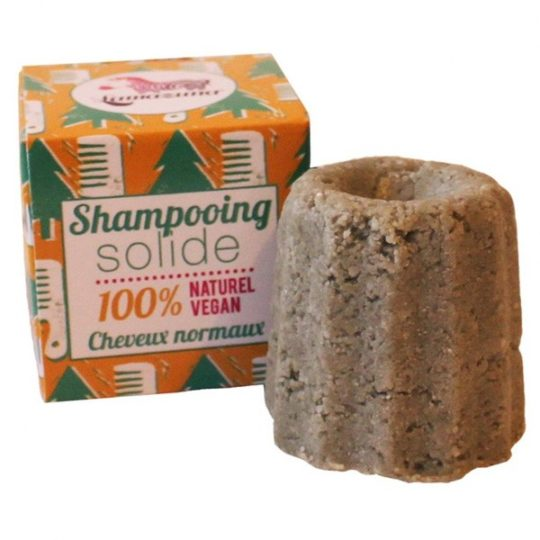 Shampooing solide cheveux normaux au sapin argenté - Lamazuna