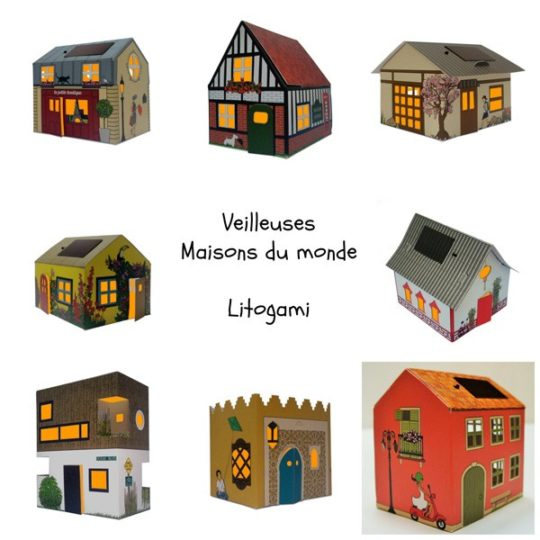 "Veilleuse ""Maison du monde"" - Casagami"