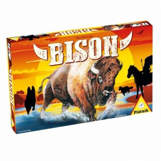 Bison - Piatnik