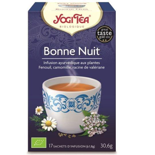 Infusion Bonne Nuit - Yogi Tea
