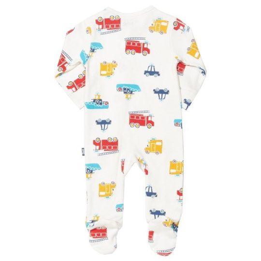 Pyjama en coton bio Newborn- Kite kids