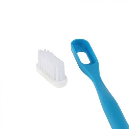 Brosse à dents rechargeable souple - Lamazuna
