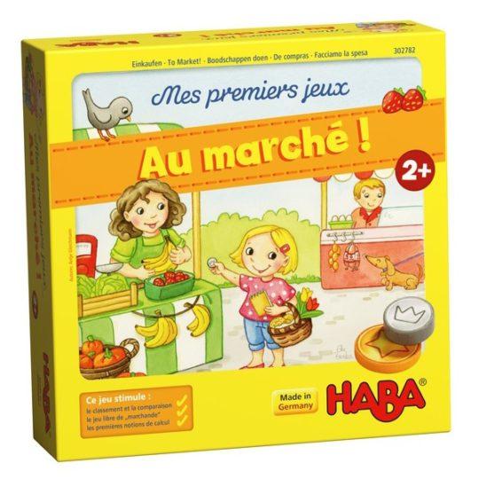 Mes premiers jeux – Au marché ! - Haba