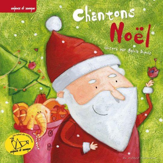 Livre-Disque Chantons Noël