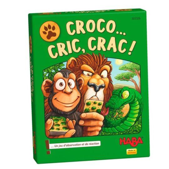 Croco... Cric, Crac ! - Haba