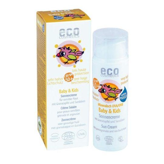Crème Solaire Bébé SPF 50+ - 50 ml - ECO COSMETICS
