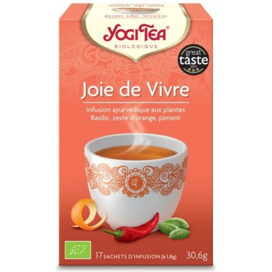 Infusion Joie de Vivre - Yog Tea