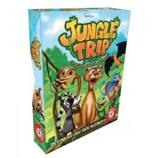 Jungle Trip - Piatnik