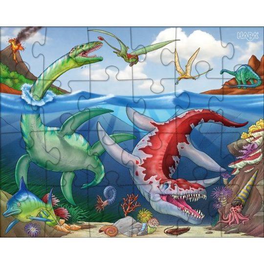 Puzzles Dinosaures - Haba