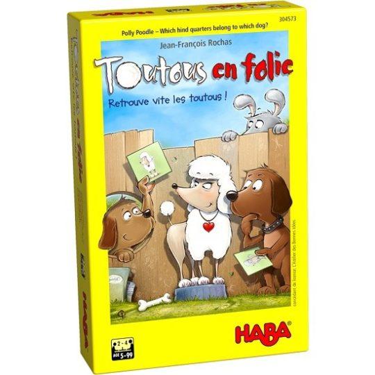 Toutous en folie - Haba