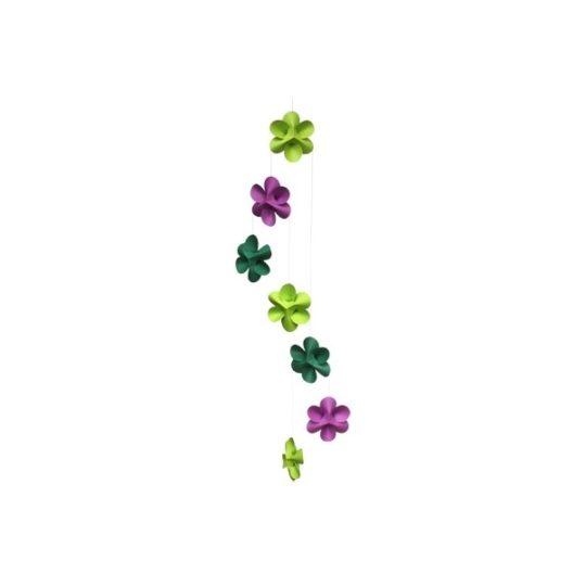 Mobile Fleurs - 90 cm - Livingly