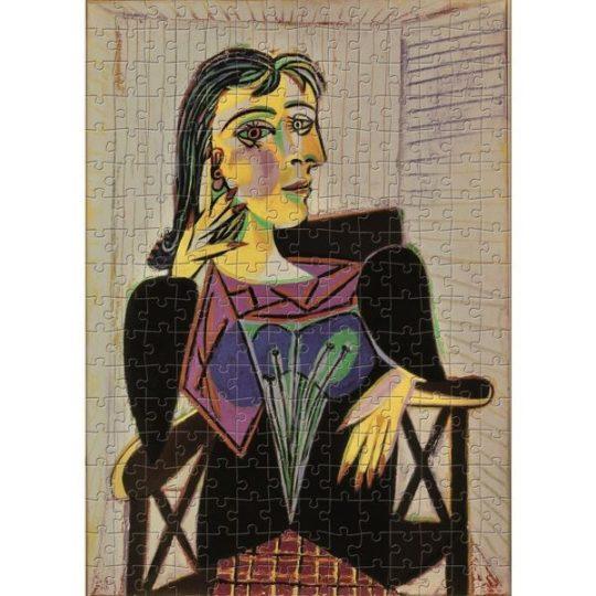 Atelier Picasso puzzle et activité créative - Ludattica