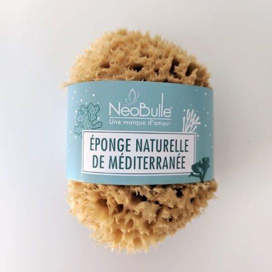 Eponge naturelle - Néobulle