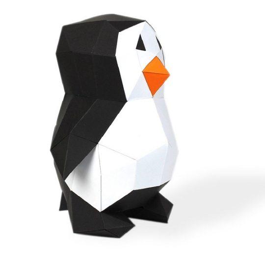 """Trophée """"Babies"""" Pingouin - Agent Paper"""