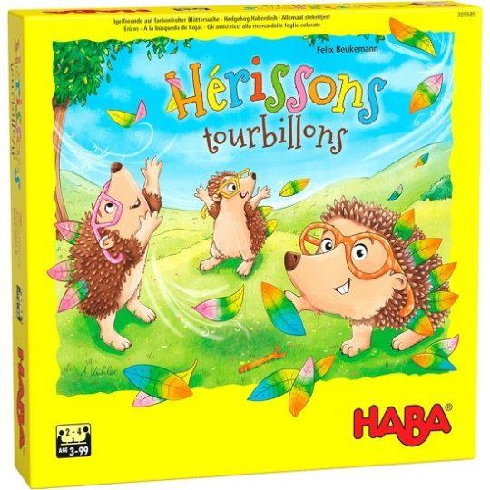 Hérissons tourbillons - Haba