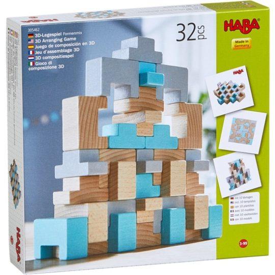 Jeu d'assemblage 3D Mix - Haba