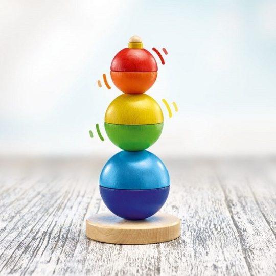 Jouet à empiler, boules - Selecta