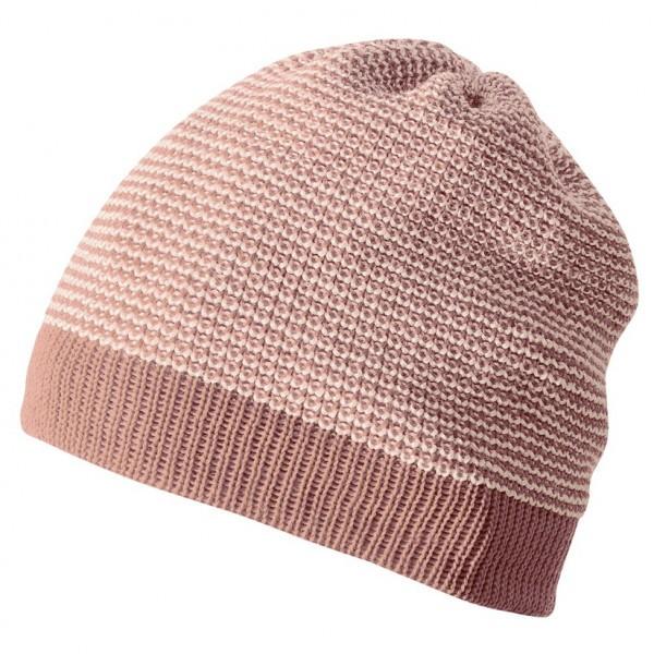 Bonnet-beanie tricoté en laine mérinos - 46/50 cm - Disana