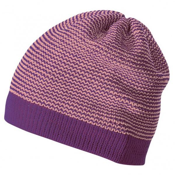 Bonnet-beanie tricoté en laine mérinos - 50/54 cm - Disana