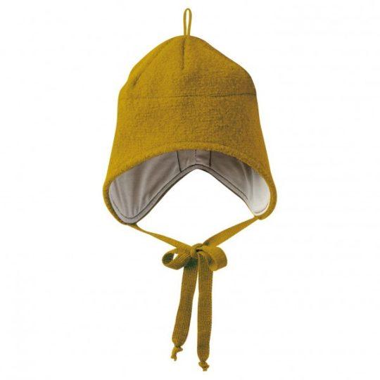 Bonnets en laine tissée 42-46 cm - Disana