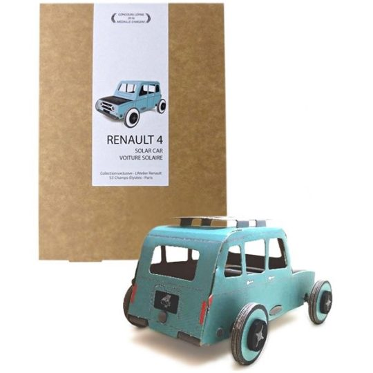 Autogami - Renault 4 - Litogami
