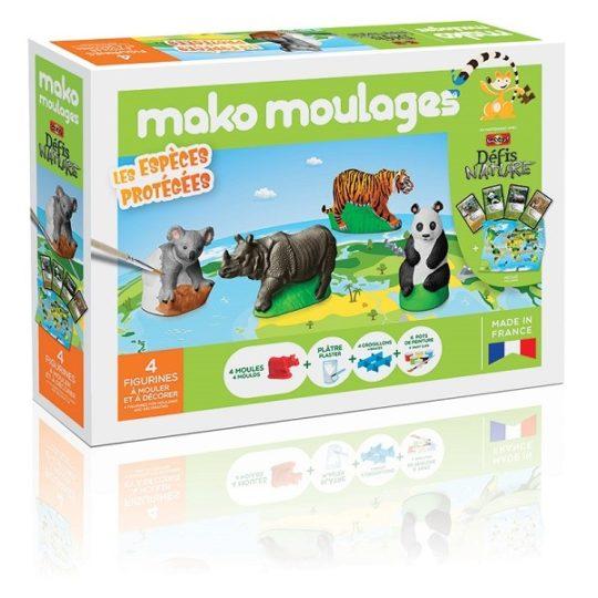 Les espèces protégés - Mako moulage