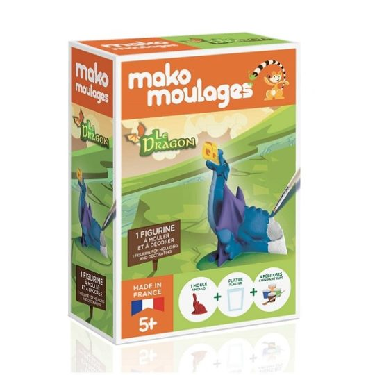 Le Dragon - Mako moulages