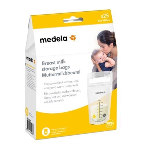 Sachets de conservation pour lait maternel - Médela