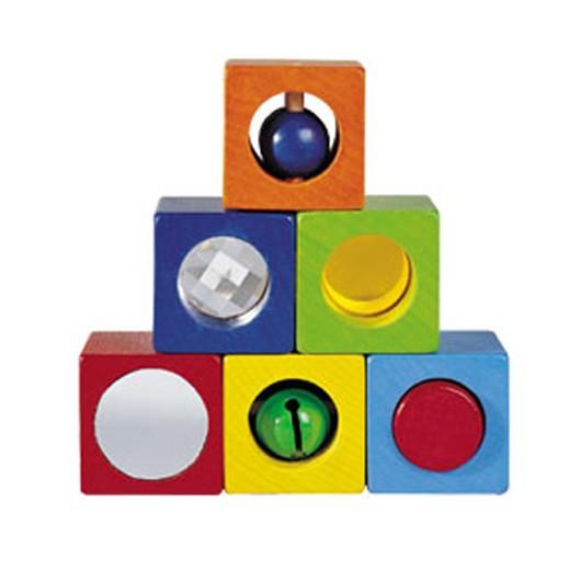 Cubes-éveil Haba