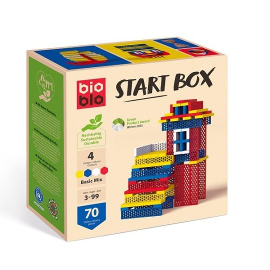 START BOX 70 BRIQUES - Bioblo