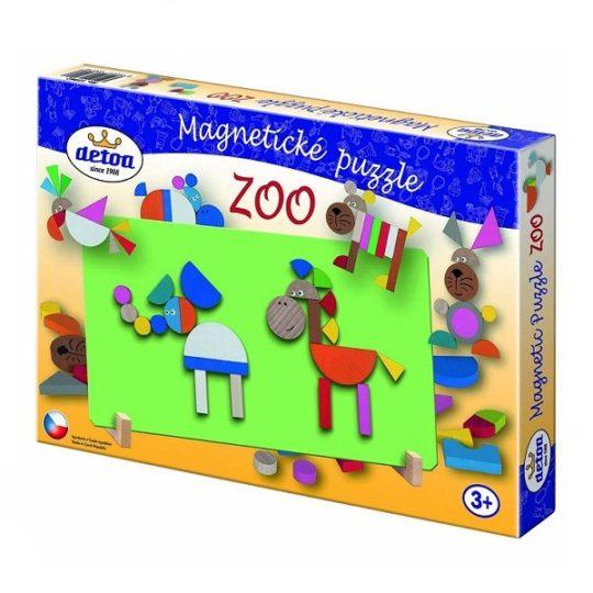 Puzzle magnétique Zoo - Detoa