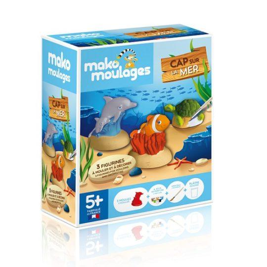 Cap sur la mer - Mako moulages