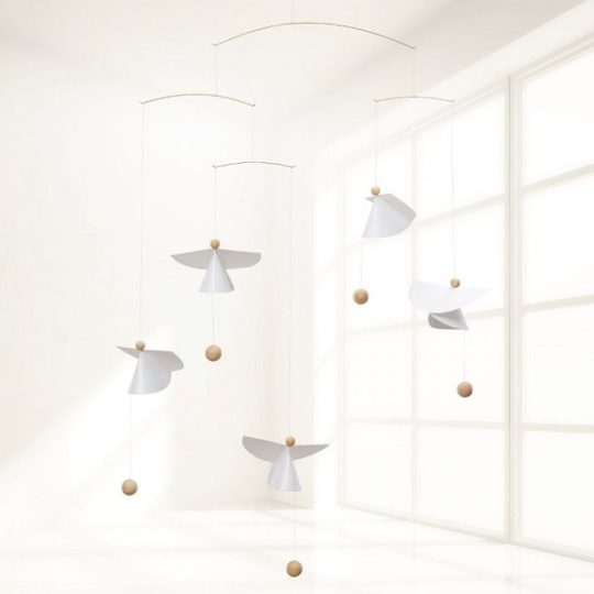 Mobile Anges (en carton) - Flensted Mobiles
