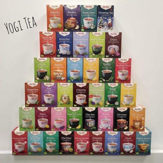 Infusions Yogi Tea