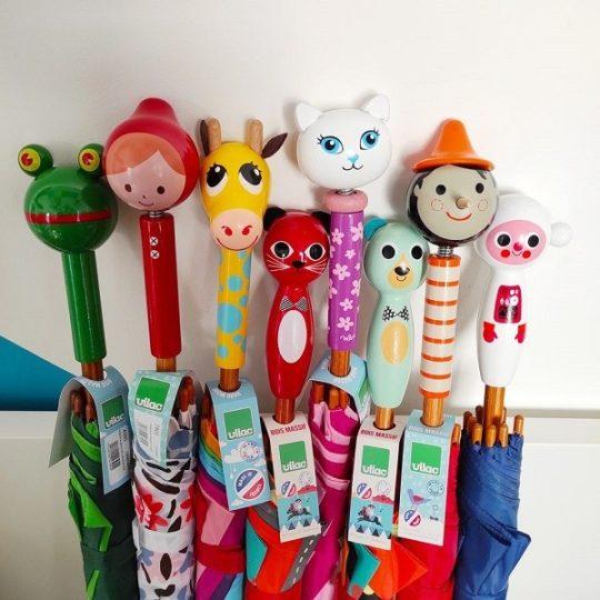 Parapluie en bois pour enfants - Vilac