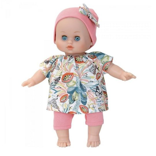 """Poupée Ecolo doll 28 cm """"Papaye"""""""
