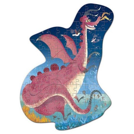 Puzzle Fantasy Dragon