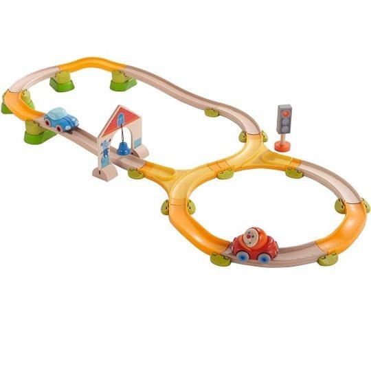 Circuit de jeu Doubles tours - Haba